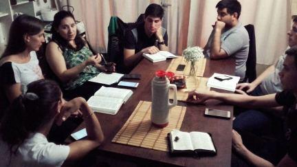 Comunidades Misionales