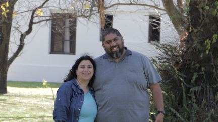 Pedro & Jorgelina Pinto