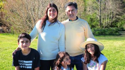 Carlos & Andrea Salinas