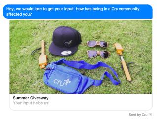 Cómo crear un anuncio de Messenger