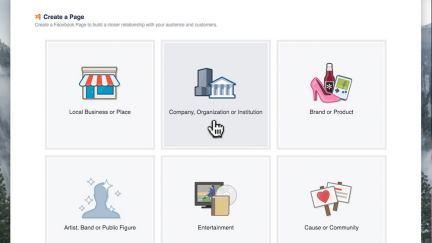 Consejos sobre cómo crear una página en Facebook