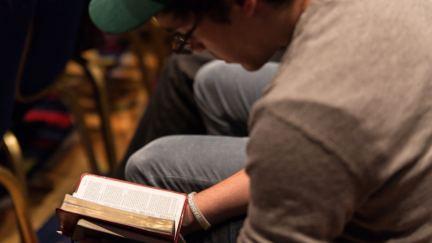 Las buenas escrituras cristianas.