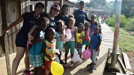 Proyectos misioneros en Colombia