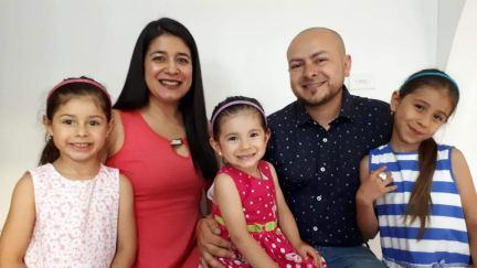 Familia Cañas Sanchez