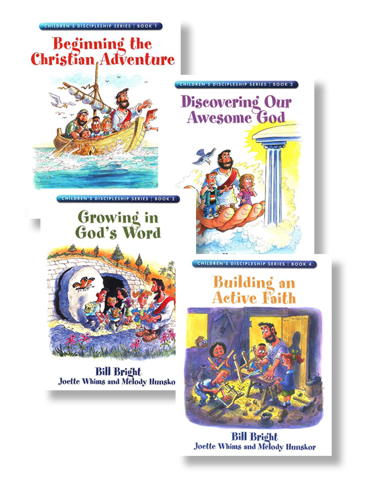 Children's Discipleship Series