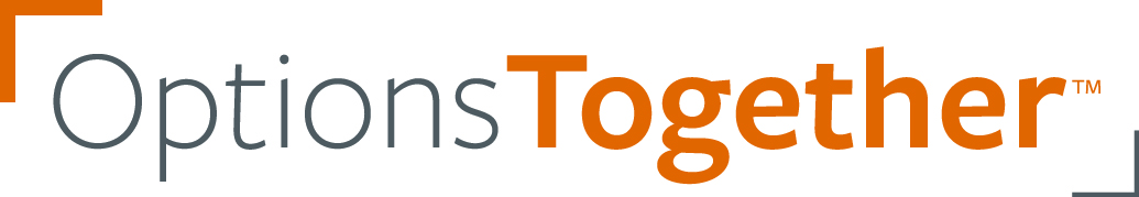 Options Together wordmark