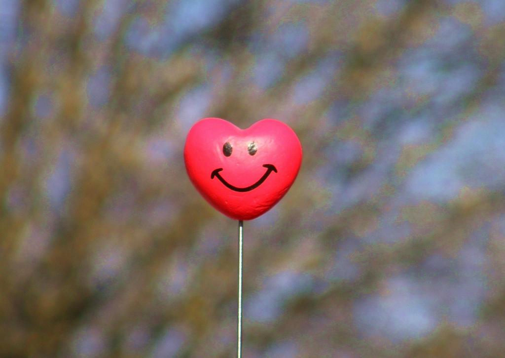 M happy