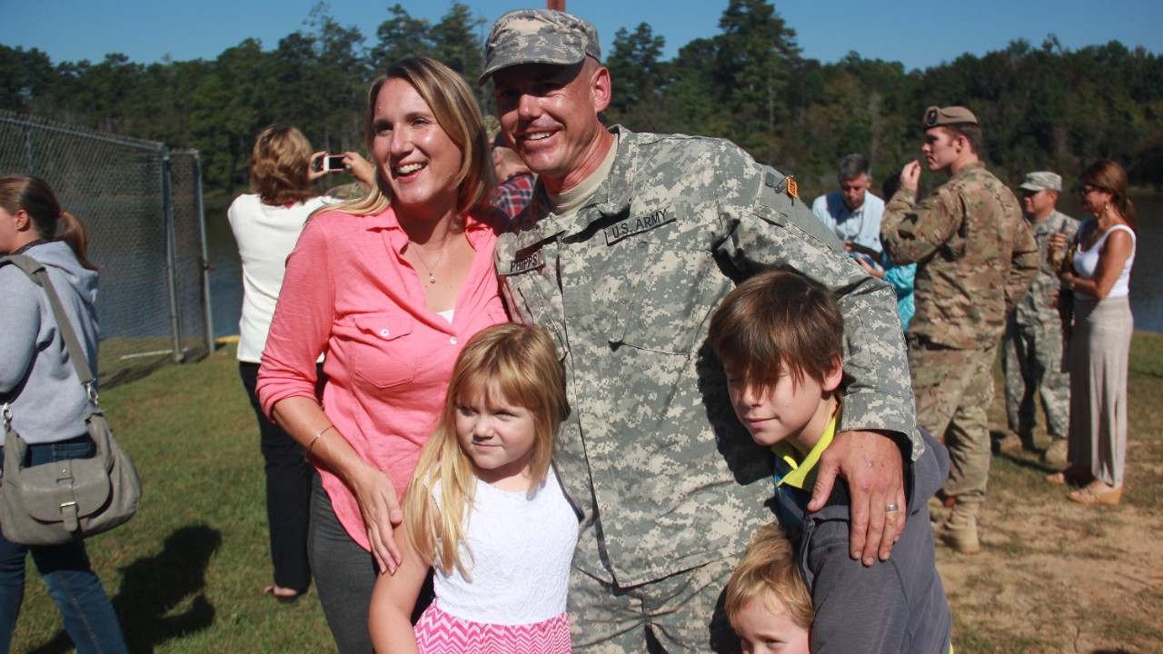 Chaplain Passes Ranger School at 40