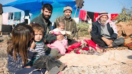 Nuestra oración es la esperanza de Siria