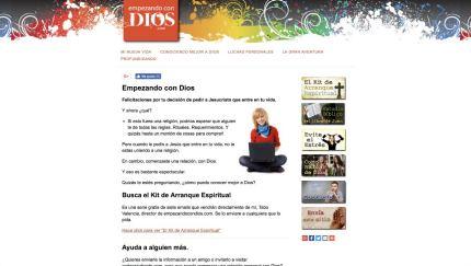 EmpezandoConDios.com