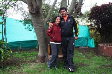 Nelson y Blanca Arreaga