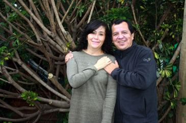 Armando y Mónica Tamayo
