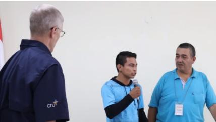 Paraguay : Proyecto étnias MGI - JF