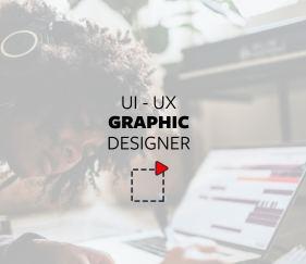 UI-UX, Graphic Designer
