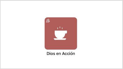 Dios en acción