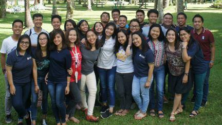Intern Missionary Staff Members