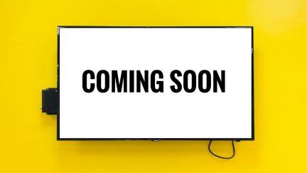 Coming Soon...!