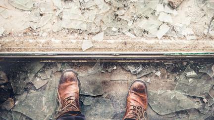4 cosas que debe recordar cuando usted está desalentado