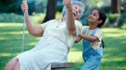 Cómo mis abuelos Me enseñaron amar por fe