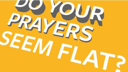 4 preguntas para alguien tratando de orar