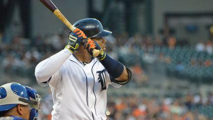 Detroit Tigers Rajai Davis' Unlikely Path to MLB