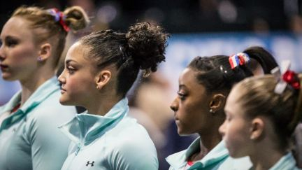 Gymnast hopes to head to Rio: 'I don't fear the future anymore'
