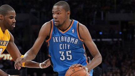 Kevin Durant: Growing Spiritually