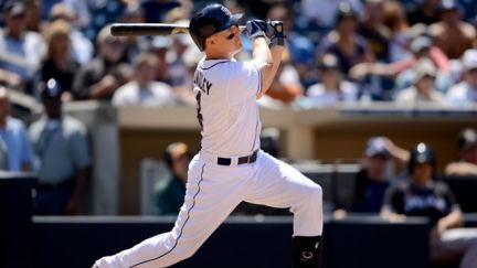 Padres catcher wants new season to honor God