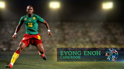 """Cameroon World Cup player: """"We were sent with a divine destiny."""""""