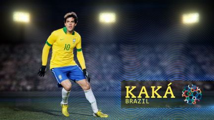 """Kaká: """"Without Jesus, I can't do anything."""""""