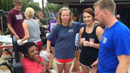 Cru students get ABC News attention