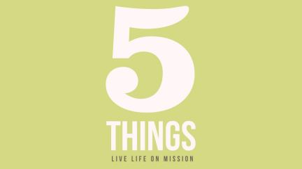 5 Things iPad version