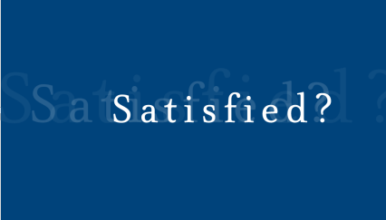 Satisfied Booklet – Live a Pure Life