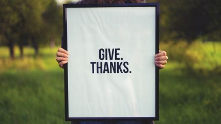 10 Things You Can Be Thankful For Today