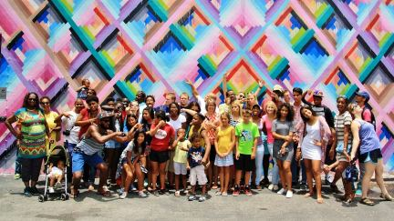 Could the high school ministry's Urban Immersion internship be for you?