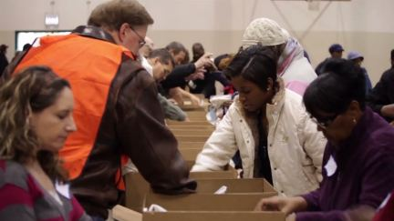 Volunteer Packing Events