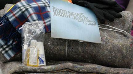 Homeless Care Kits