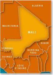 Map of Mali