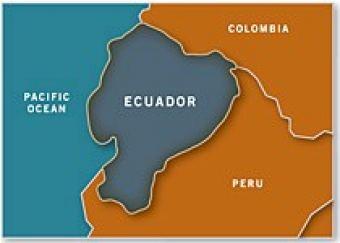 Ecuador Cru - Where is ecuador located