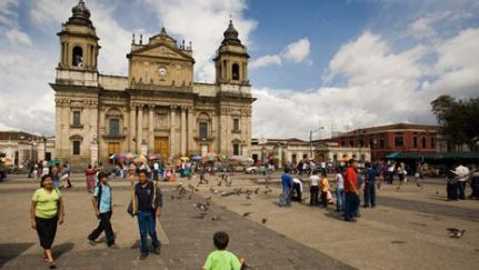 Global Church Movements