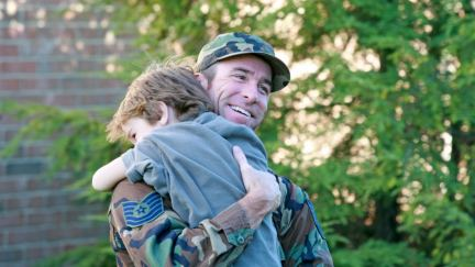 Advice for Military Dads