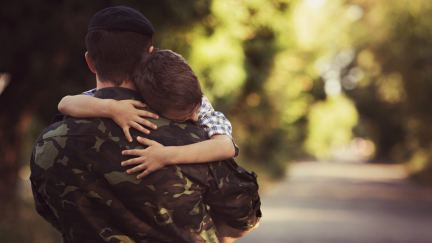 PTSD: What Is Happening With My Daddy?
