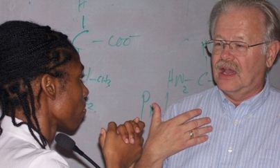 An Iowa Biology Professor's Influence in Jamaica