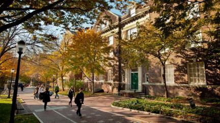 Persevering at UPenn