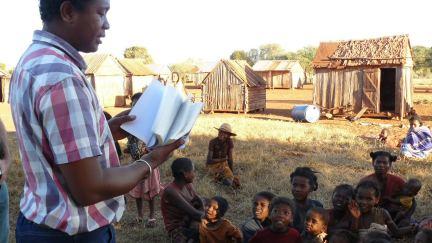 347 New Christians in Madagascar