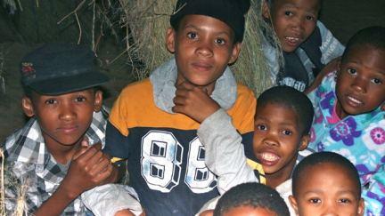 Mission to Botswana's Bushmen