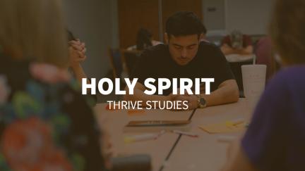 Study 5 – Holy Spirit