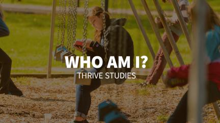 Study 8 – Who Am I?