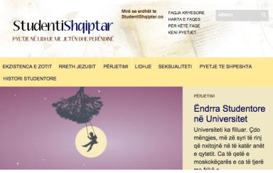 studentishqiptar.com