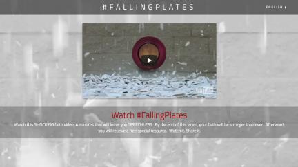 Falling Plates